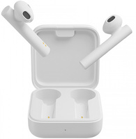 Беспроводные Наушники Xiaomi Mi True Wireless Earphones 2 Basic White/Белые